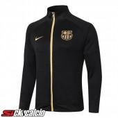 Giacca Calcio FC Barcellona Nero 2020/2021