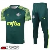 Kit Maglia Allenamento Palmeiras + Pantaloni Verde 2020/2021