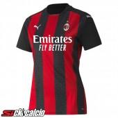 Maglie Calcio AC Milan Donna Prima 2020/2021