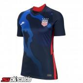 Maglie Calcio USA Donna Seconda 2020/2021