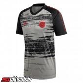 T Shirt Allenamento Bayern Monaco Grigio 2020/2021