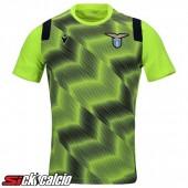 T Shirt Allenamento SS Lazio Verde 2020/2021